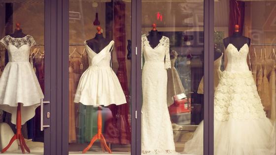 abito da sposa corto 1