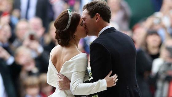 matrimonio della principessa Eugenia